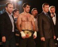 Наркополицейский из Волгограда стал обладателем чемпионского пояса по ММА