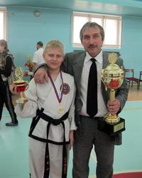 Волгоградский клуб «Комбат» отмечает десятилетний юбилей