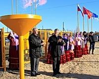 Губернатор Анатолий Бровко посетил Киквидзенский и Нехаевский районы