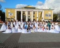 В Жирновске прошел «Парад невест»