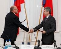 Губернатор подписал соглашение с Российской гостиничной ассоциацией