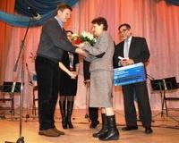 В Волгограде наградили многодетных матерей
