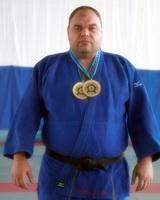 Наркополицейский из Волгограда стал золотым призером чемпионата Европы по дзюдо