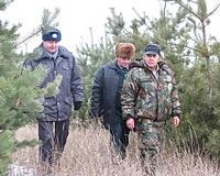 В Волгоградской области в предновогодний период усиленно охраняют леса