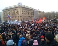 В Волгограде прошли два митинга против фальсификации результатов выборов