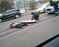 В Ворошиловском районе насмерть сбили пешехода