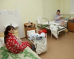 В Волжском модернизируют первый областной перинатальный центр