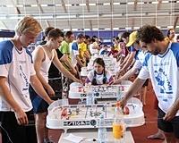 В Волгограде пройдет областной чемпионат по настольному хоккею
