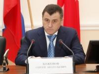 Нового главу Волгоградской области представили депутатам и чиновникам