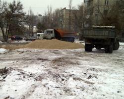 По программе «Дворы Волгограда» возбуждено первое уголовное дело
