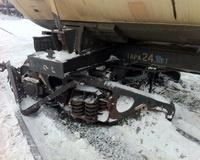 В Волгограде сошли с рельсов четыре вагона с топливом