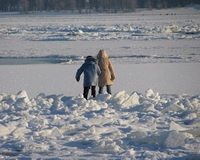 Спасатели Волгограда защищают Волгу от прогулок горожан