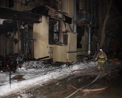 Взрыв в кафе «Белладжио» сняли камеры наружного наблюдения