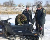 В регионе завершилась профилактическая операция «Снегоход»