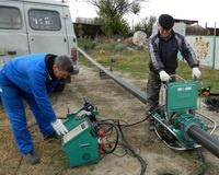 В Волгоградской области газифицирован поселок Прудбой
