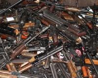 В мартеновских печах волгоградского завода сожгли две тонны оружия
