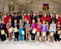 Юные фигуристы Волгограда завоевали 21 медаль
