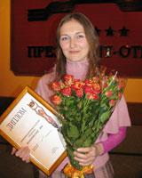 Волгоградская журналистка получила премию ООН