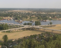 Посредники заплатили лишний миллиард при строительстве моста через Волгу