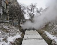 Прокуратура заставляет мэрию Волгограда отремонтировать теплотрассу
