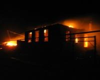 В Волгоградской области потушены два крупных пожара