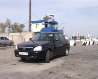 В Волгоградской области задержан угнанный в Подмосковье автомобиль