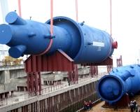 «Волгограднефтемаш» отгружает крупногабаритное оборудование для Роснефти