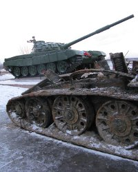 В Волгограде появится памятник погибшим танкистам
