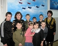 Волгоградским детям рассказали о Дне космонавтики