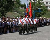 В Волгограде открыт военно-патриотический клуб «Пересвет»