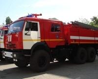 Волгоградская область получила две автоцистерны