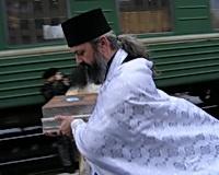 В Волгоград прибывают мощи Святых Оптинских Старцев
