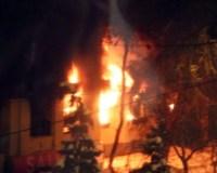 В центре Волгограда взорвалось кафе «Белладжио»