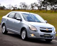 Chevrolet представит конкурента Renault Logan