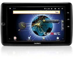 TeXet TM-7025: дешевый 3D-планшет