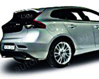 Volvo представит хетчбэк V40