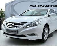 Стартовали продажи новой Hyundai Sonata