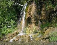 Суксунский водопад Плакун может стать главным чудом Приволжья