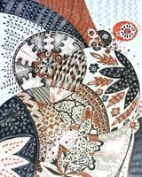 В галерее 25'17 откроется выставка Елены Кузнецовой «Ажур»