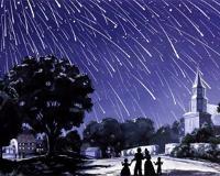 Ночное небо Перми атакуют Геминиды