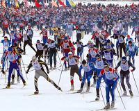 «Лыжня «России – 2012» снова подарит участникам шапочки