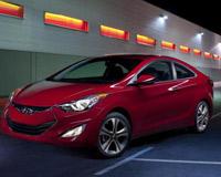 Hyundai сделал из Elantra хетчбэк и купе