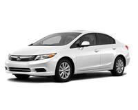 Объявлены цены на новый седан Honda Civic