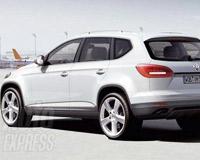 Новый Volkswagen Touareg представят в январе