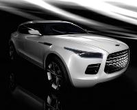 Aston Martin готовит конкурента Porsche Cayenne