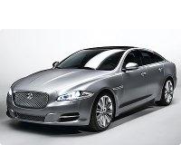 Новый Jaguar XJ появится в России весной