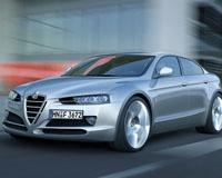 Alfa Romeo готовит новую модель 169