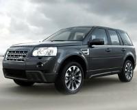 Land Rover привезет в Россию псевдоспортивный Freelander