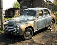 Российские автомобили постарели