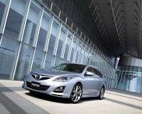 Обновленная Mazda6 прикатила в Россию